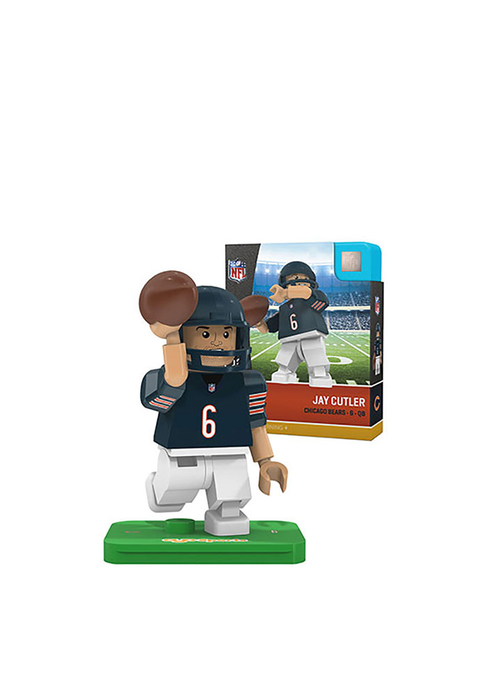 Chicago Bears Jay Cutler Generation 4 Oyo Collectible Player Oyo - Image 1