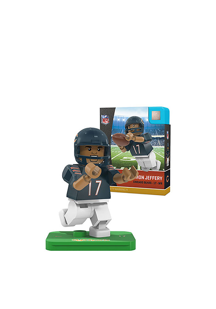 Chicago Bears Alshon Jeffery Generation 4 Collectible Player Oyo - Image 1