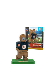 Chicago Bears Staley Da Bear Mascot Generation 4 Collectible Player Oyo