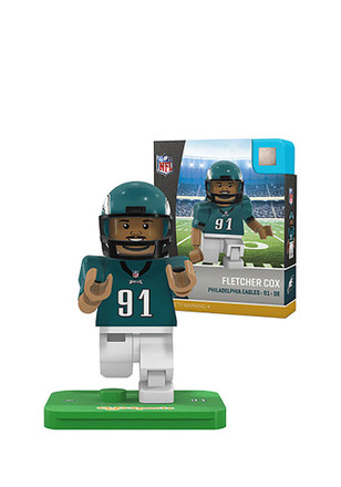 Philadelphia Eagles Fletcher Cox Fletcher Cox Generation 4 Collectible Player Oyo