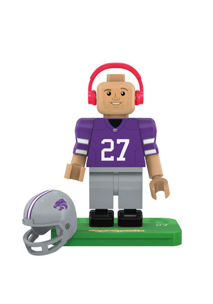 K-State Wildcats Jordy Nelson Generation 2 Collectible Player Oyo