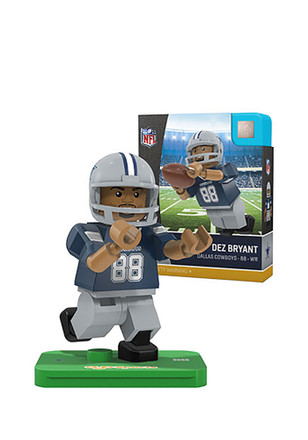 Dallas Cowboys Dez Bryant Dez Bryant Generation 4 Collectible Player Oyo