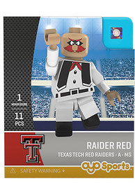 Texas Tech Red Raiders Raider Red Generation 2 Collectible Player Oyo