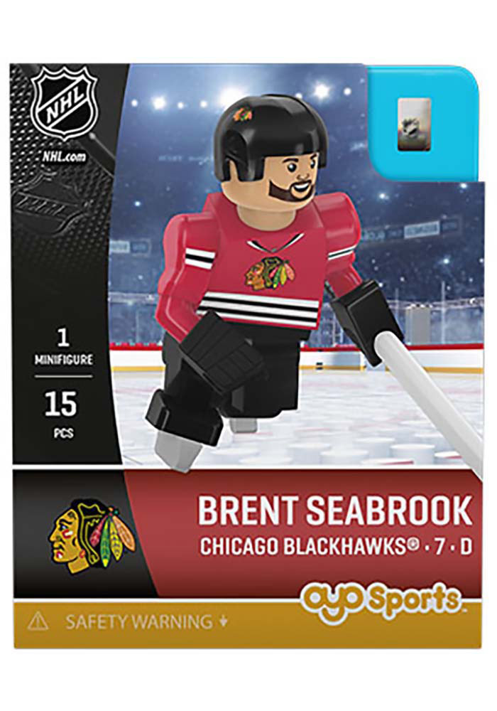 Chicago Blackhawks Brent Seabrook Generation 3 Collectible Player Oyo - Image 1