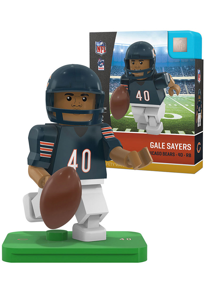 Chicago Bears Gale Sayers Player Collectible Player Oyo - Image 1