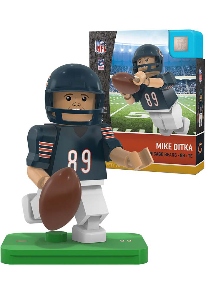 Chicago Bears Mike Ditka Player Collectible Player Oyo - Image 1