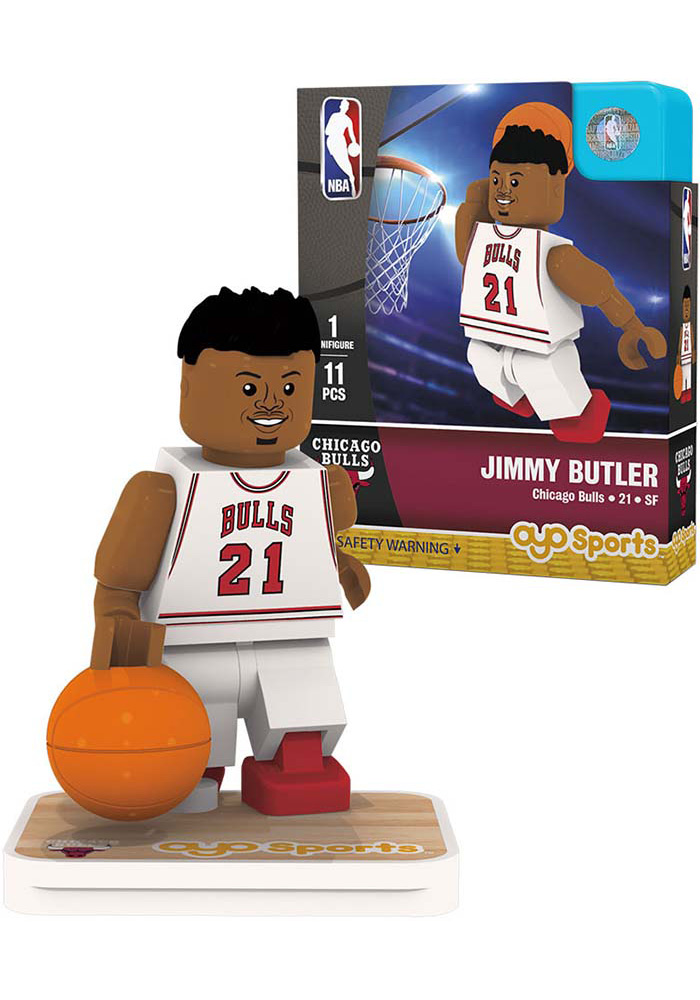 Chicago Bulls Jimmy Butler Player Collectible Player Oyo - Image 1