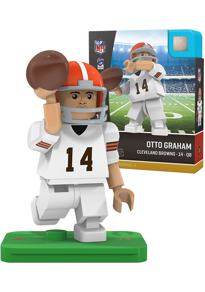 Cleveland Browns Otto Graham Player Collectible Player Oyo - Image 1