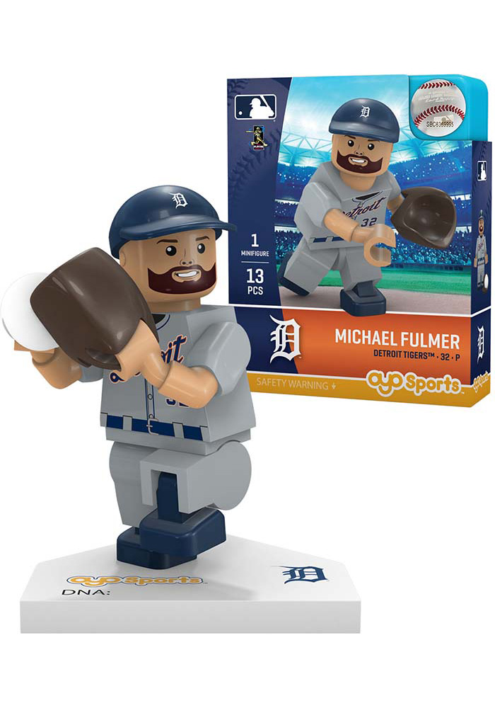 Detroit Tigers Michael Fulmer Player Collectible Player Oyo - Image 1