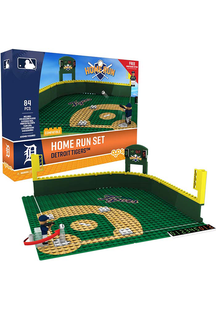 Detroit Tigers Home Run Derby Set Collectible Oyo Set - Image 1