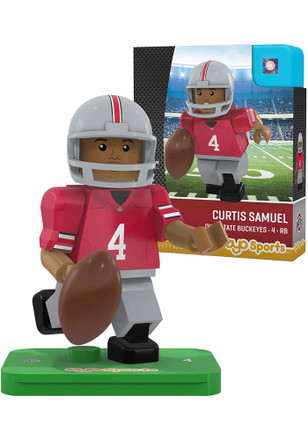 Ohio State Buckeyes Curtis Samuel Player Collectible Player Oyo