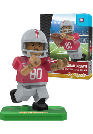 Ohio State Buckeyes Noah Brown Player Collectible Player Oyo