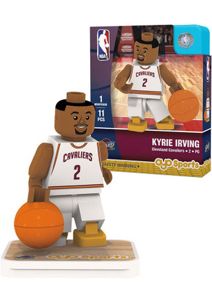 Cleveland Cavaliers Kyrie Irving Player Collectible Player Oyo