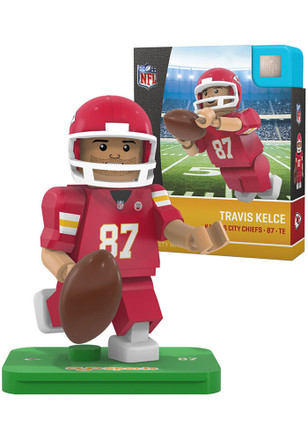 Kansas City Chiefs Travis Kelce Generation 5 Collectible Player Oyo