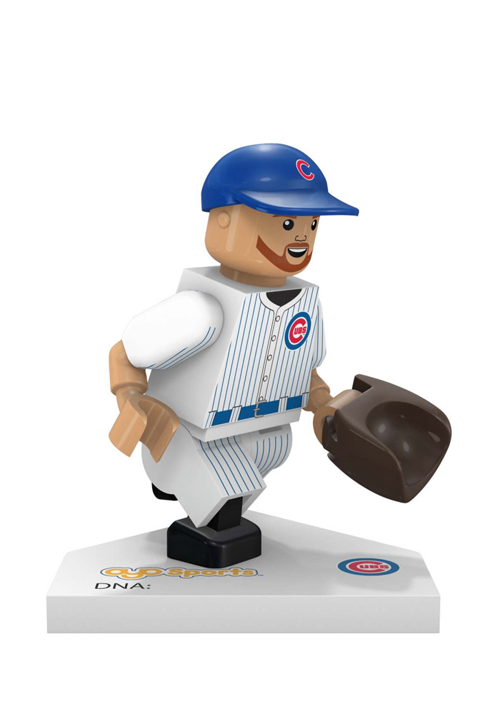Chicago Cubs Ben Zobrist Generation 5 Collectible Player Oyo - Image 1