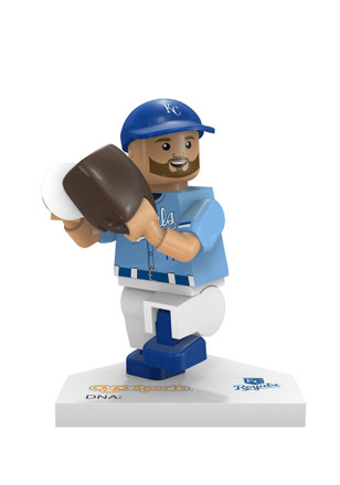 Kansas City Royals Generation 5 Collectible Oyos Wade Davis