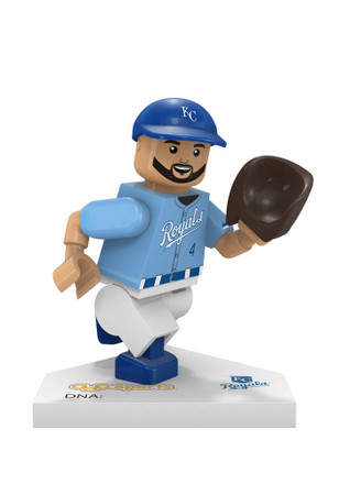 Kansas City Royals Alex Gordon Generation 5 Collectible Player Oyo