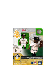 Pittsburgh Pirates Willie Stargell Hall of Fame Generation 2 Collectible Player Oyo