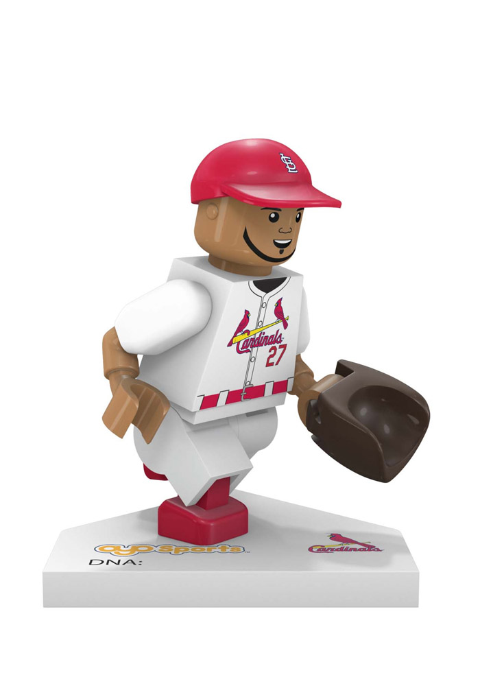 St Louis Cardinals Jhonny Peralta Generation 5 Collectible Player Oyo - Image 1