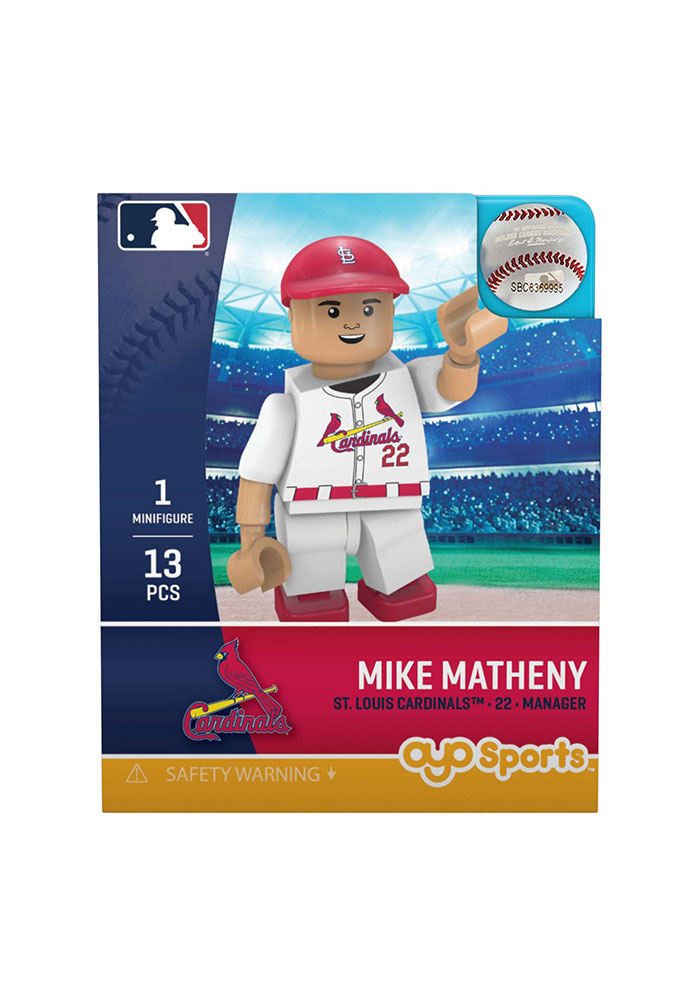 St Louis Cardinals Mike Matheny Mike Matheny Generation 5 Collectible Player Oyo - Image 1