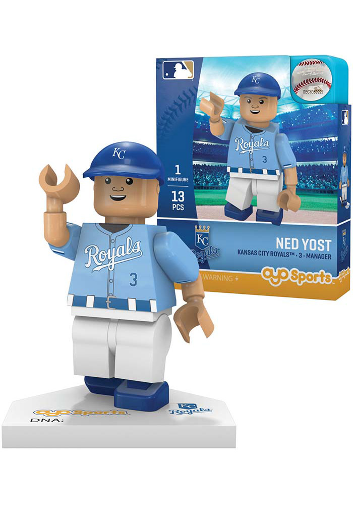 Kansas City Royals Ned Yost Ned Yost Generation 5 Collectible Player Oyo - Image 1