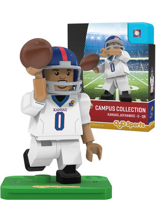 Kansas Jayhawks Campus Collection Generation 2 Collectible Player Oyo