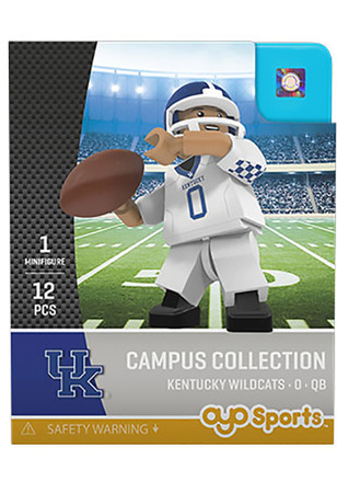 Kentucky Wildcats Campus Collection Generation 2 Collectible Player Oyo