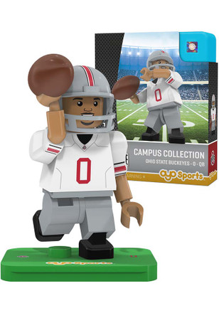 Ohio State Buckeyes Campus Collection Generation 2 Collectible Player Oyo