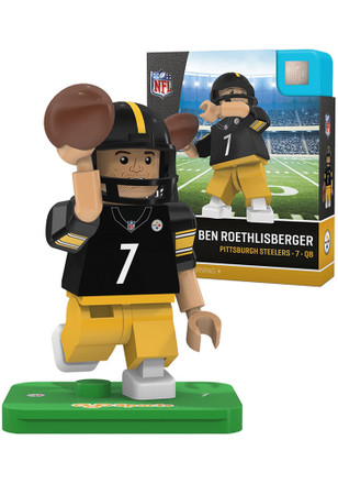 Pittsburgh Steelers Ben Roethlisberger Generation 4 Collectible Player Oyo