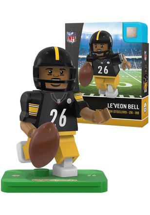 Pittsburgh Steelers Le'Veon Bell Le'Veon Bell Generation 4 Collectible Player Oyo