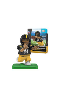 af429a6b3 Pittsburgh Steelers Antonio Brown Antonio Brown Generation 4 Collectible  Player Oyo