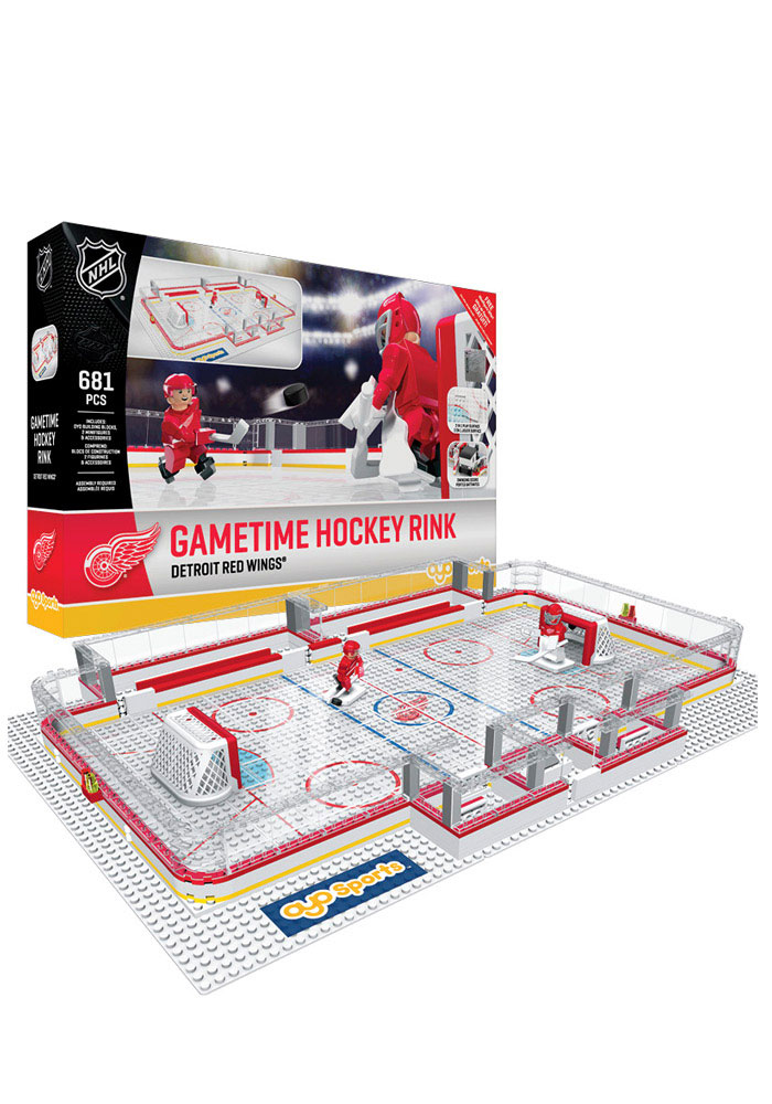 Detroit Red Wings Collectible Oyos - Image 1