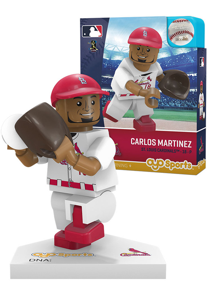 St Louis Cardinals STL Collectible Player Oyo - Image 1