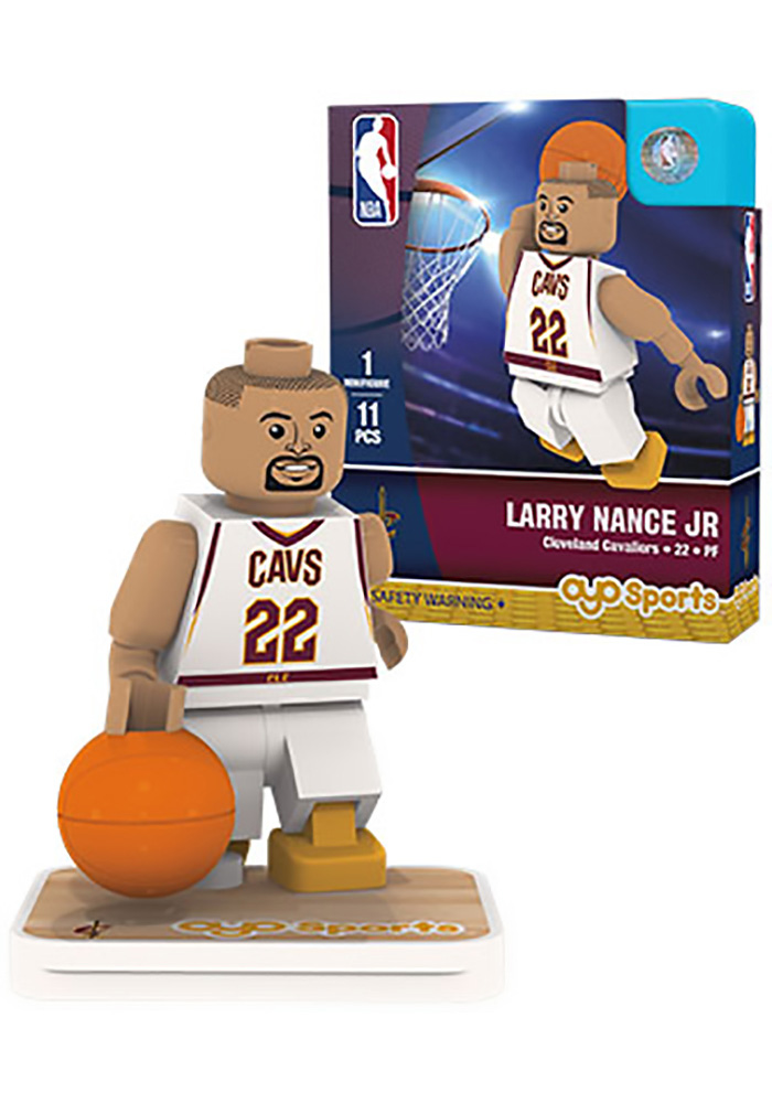 Cleveland Cavaliers Larry Nance Jr Generation 1 Collectible Player Oyo - Image 1