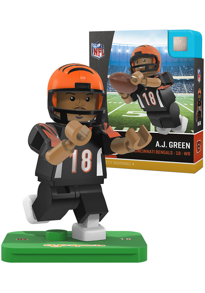 Cincinnati Bengals AJ Green Generation 5 Collectible Player Oyo - Image 1