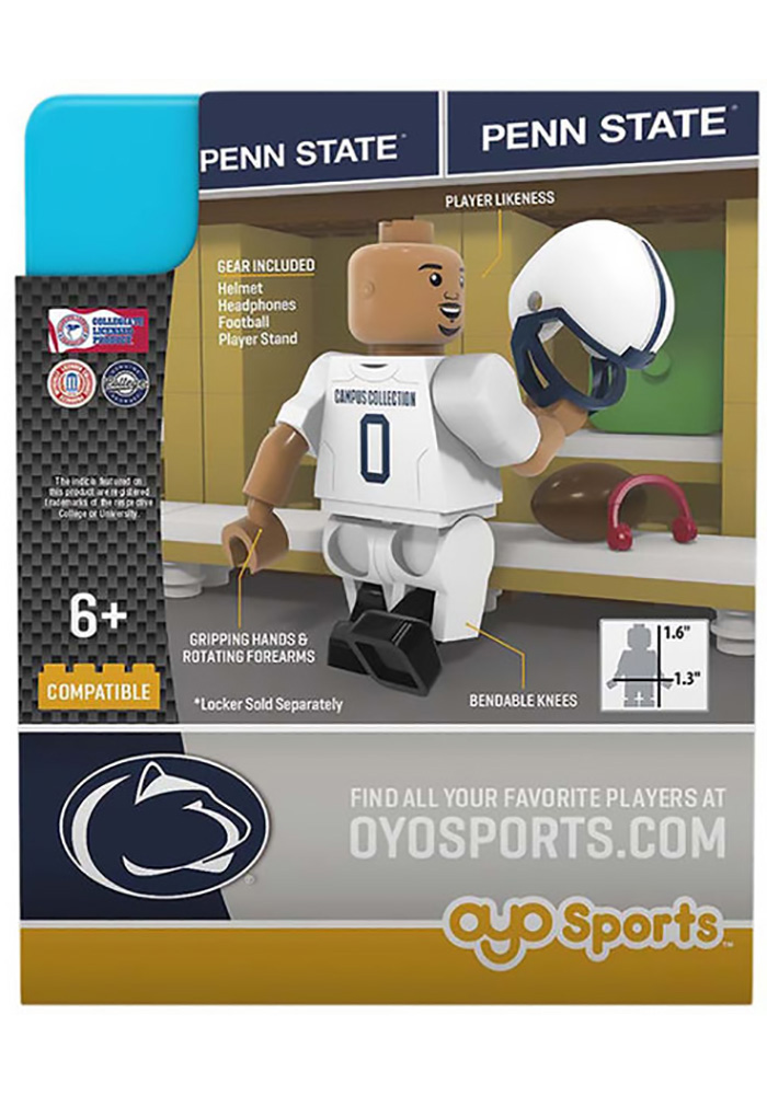 Penn State Nittany Lions Campus Collection Collectible Player Oyo - Image 2