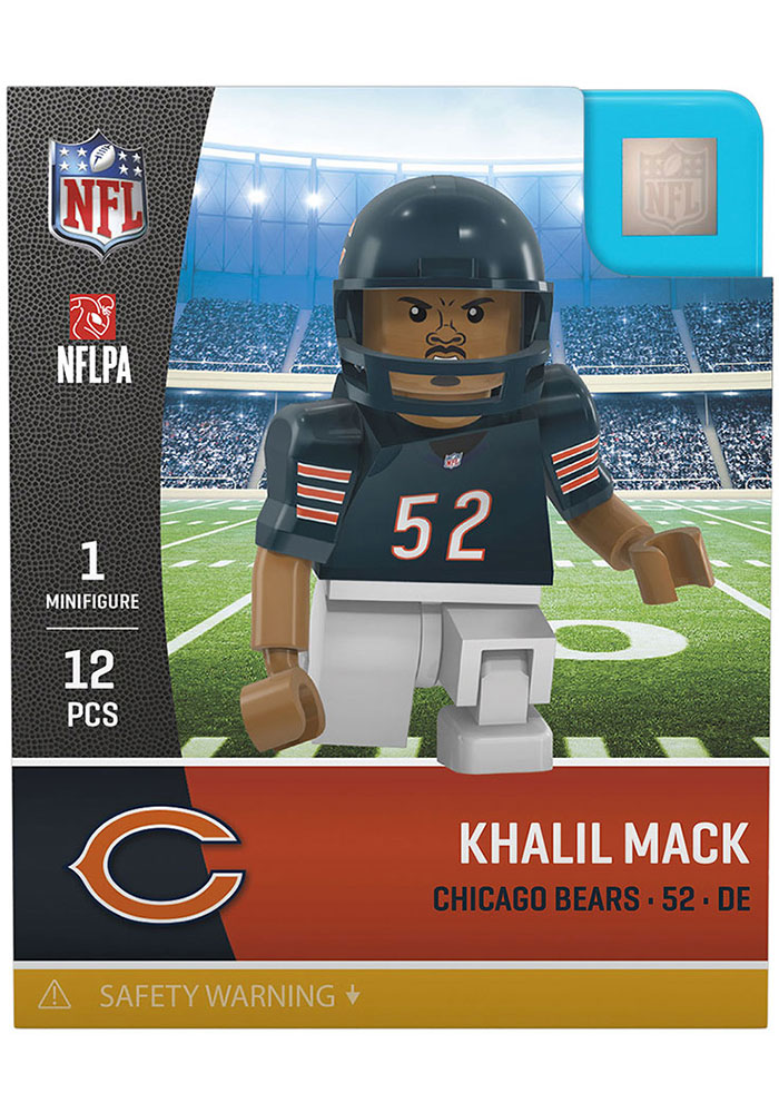 Chicago Bears Khalil Mack Collectible Player Oyo - Image 2