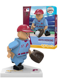 Philadelphia Phillies Rhys Hoskins Alternate Uniform Collectible Player Oyo