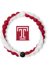 Temple Owls Lokai Gameday Bracelet - Red