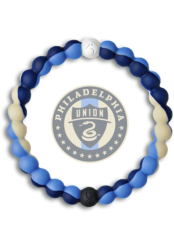 Philadelphia Union Lokai Gameday Bracelet - Navy Blue