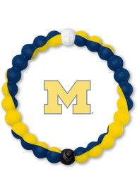 Michigan Wolverines Game Day Bracelet - Blue