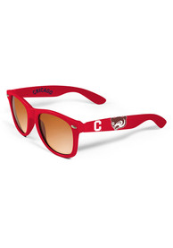 Chicago Cubs Rally Sunglasses - Red