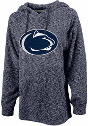 4a94d3fd02dc Penn State Nittany Lions Womens Navy Blue Pullover Hooded Sweatshirt ...