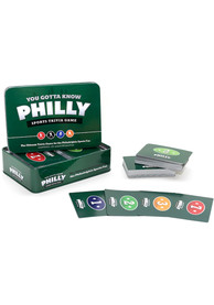Philadelphia You Gotta Know Philly Sports Trivia Game