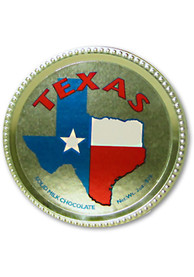 Texas 2oz Texas Chocolate Medallion Candy