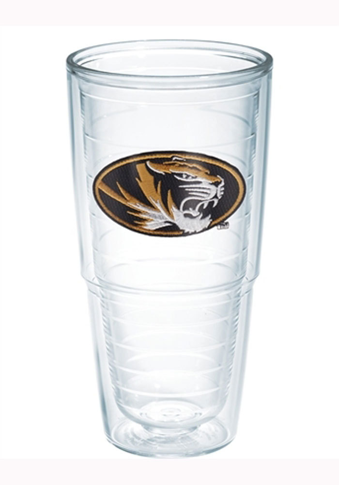 Missouri Tigers 24oz Patch Tumbler - Image 1