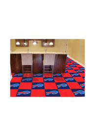 Buffalo Bills 18x18 Team Tiles Interior Rug