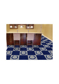Indianapolis Colts 18x18 Team Tiles Interior Rug
