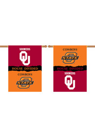 OU and OSU House Divided Banner