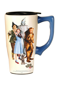 Wizard of Oz Ceramic Travel Mug